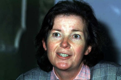 Mary Robinson was Ireland's youngest-ever president at the time, when she took office in 1990 aged 46.