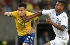Brazil coach explains Philippe Coutinho snub