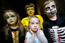 Parents warned over harmful face paints ahead of Halloween
