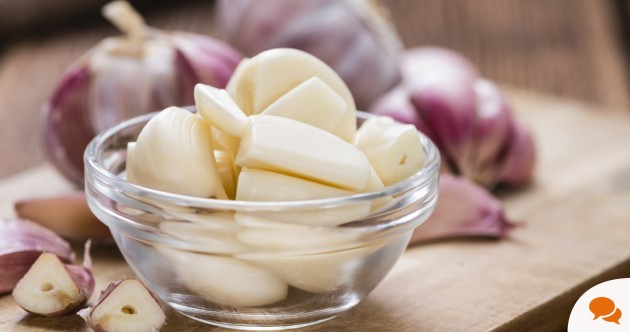 Get over your fear of garlic breath. It's REALLY good for your health