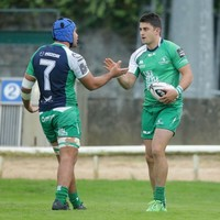 Clifden man O'Halloran captains youthful Connacht while Ospreys welcome RWC stars back