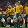 Pocock and Folau fit enough to start for Wallabies' World Cup semi-final