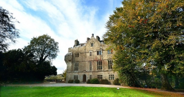 There's a 16th century castle for sale in Cork - just in time for Halloween