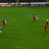 A Napoli player produced an early contender for pass of the season last night