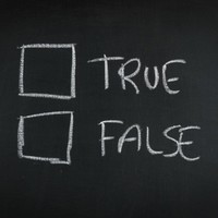 The Great True Or False Quiz of 2015