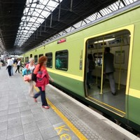 If you're getting the Dart this bank holiday weekend be aware of some disruption