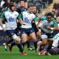 Connacht have won at the Liberty Stadium for the first time ever