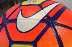 Take a look at the Premier League's new winter ball being used for the first time today
