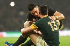 'It's like kissing your sister' - Boks not looking forward to 3rd place play-off