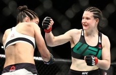Ais Daly gets the Irish back on track with victory over Brazil's Ericka Almeida
