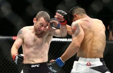 Neil Seery returns to winning ways with slick submission at UFC Dublin