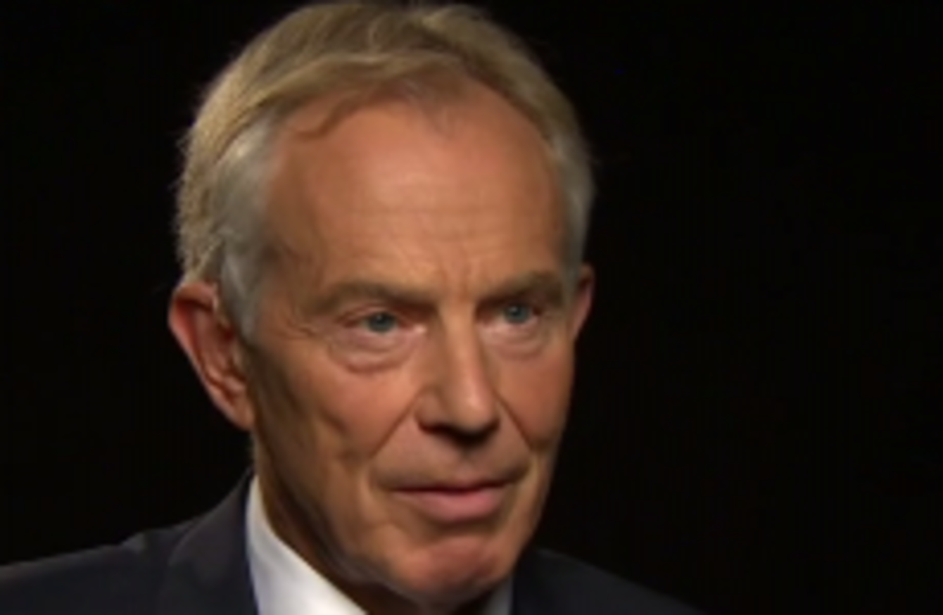 Tony Blair (kind of) says sorry for Iraq War and admits it