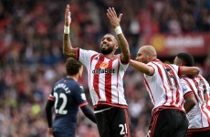 John O'Shea limps off as Sunderland claim derby bragging rights in controversial fashion