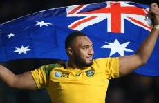 Ashley-Cooper's hat-trick helps Cheika's Wallabies sink daring Argentina