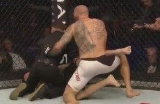 Referee comes in for criticism following late stoppage at UFC Dublin