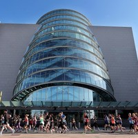 There will be a lot of roads closed for the Dublin marathon today