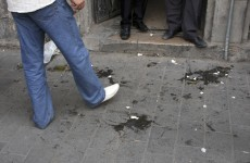 US condemns Syrian egg-and-tomatoes attack on ambassador
