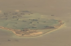 China is accusing the US of 'illegally entering' its waters
