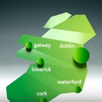 The new Leap Card ad made an absolute hames of the map of Ireland