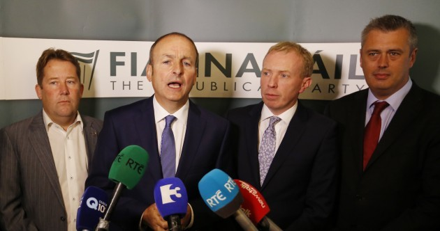 Is Fianna Fáil really completely opposed to abortion?