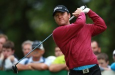Hoey leads Irish charge at Alfred Dunhill