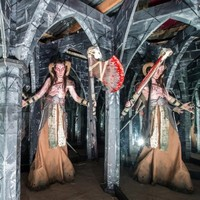 Halloween event advertises 'asylum' attraction 'filled with the crazy'