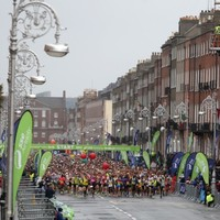 Hero saves woman's life during Dublin Marathon (and still manages to finish the race)