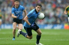 One of Dublin's top stars wants the chance to play football at Nowlan Park next year
