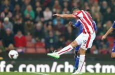 We could watch Jon Walters' thunderbolt against Chelsea over and over again