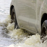Flooding in Cork City sees traffic diversions in place