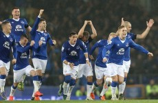 Mixed fortunes for Irish players as Everton and Hull prevail on spot-kicks