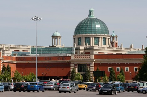 The Trafford Centre in Manchester.