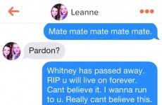 A lad chatted to girls on Tinder using only Wayne Rooney tweets... and it didn't go so well