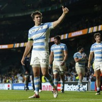 Argentina winger says he's on the verge of a move to Munster after the World Cup