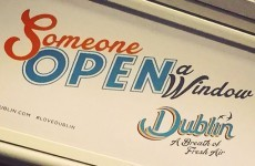 Here's why that new Dublin tourism campaign is being advertised in, er, Dublin
