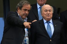 Sepp Blatter says 2018 & 2022 World Cup hosts were decided well before the vote took place