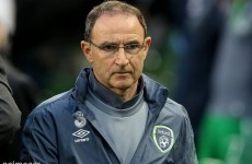 Martin O'Neill names 39-man Ireland squad to face Bosnia in Euro 2016 play-offs