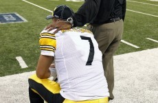 The Redzone: Is time tolling for Big Ben?