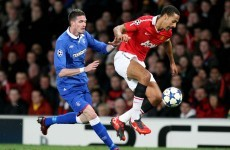Champions League mop-up: More than ankle pain for United