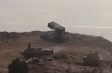 Watch: Vladimir Putin has brought a terrifying weapon with him into Syria