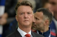 Van Gaal: United must solve attacking problems