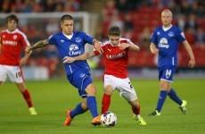 Former Ireland underage international sees Barnsley loan spell cut short