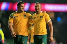 Australia welcome back Scott Sio for World Cup final against New Zealand