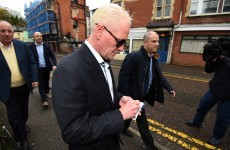 Paul Gascoigne admits harassing ex-girlfriend and assaulting photographer