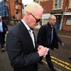 Paul Gascoigne admits harassing ex-girlfriend and assaulting photographer