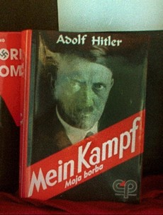 Print and be damned? Germany unsure of what to do with 'Mein Kampf'