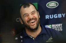 Cheika: 'We're not all guys camped out by the billabong, wearing cork hats'