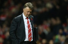 This statistic makes for depressing reading if you're a Manchester United fan