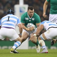 A 2-time Super Bowl winner has named 3 Irish rugby players in his fantasy NFL/RWC team