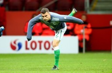 With Bosnia on the horizon for Ireland, Seamus Coleman is ill and has lost weight